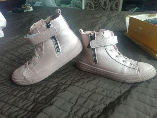 Демисезонние ботинки р34