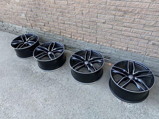 Оригинальные диски R21 на Audi RS6, Q7, SQ7, Q8