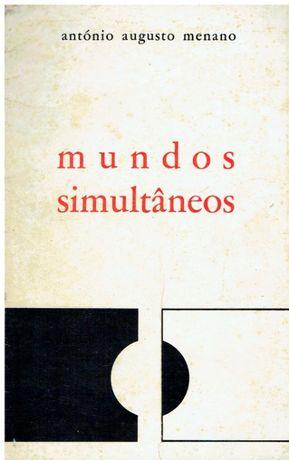 8264 - Mundos Silmutâneos de António Augusto Menano