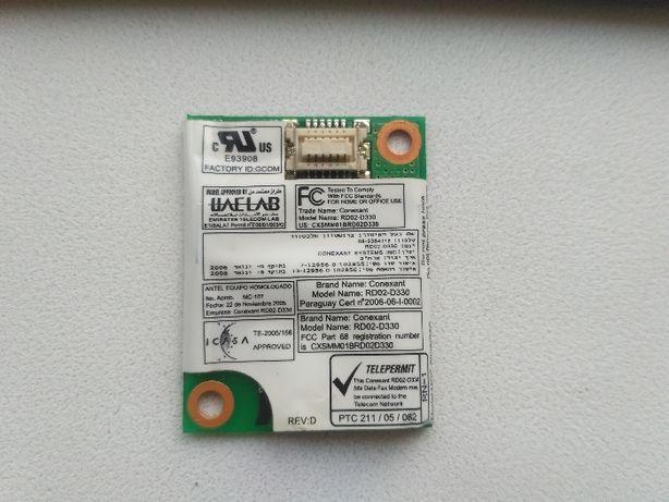 Модем mini PC для ноутбука Conexant RD02-D330