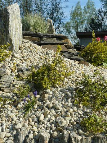 Otoczak MLECZNY, kamień ogrodowy, monolity, grys, kruszywa, duży wybór