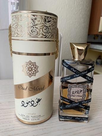 Арабский парфюм Oud Mood Lattafa, Made in O.A.E.