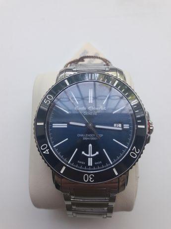 Часы Emile Chouriet Challenger Deep 42 mm 08.1169.G.6.AW.98.6