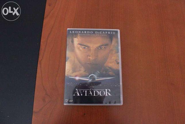 Dvd - filme o aviador
