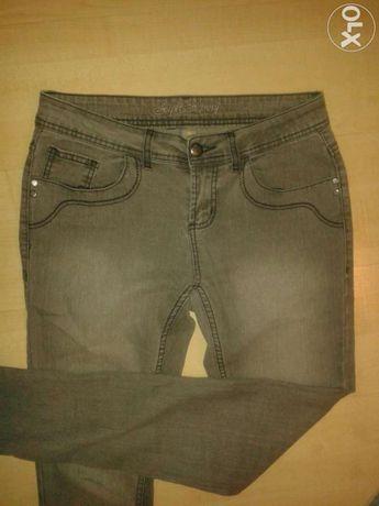Spodnie jeansowe rurki