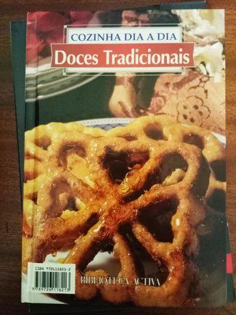 Livro de culinária (2002) - Doces Tradicionais
