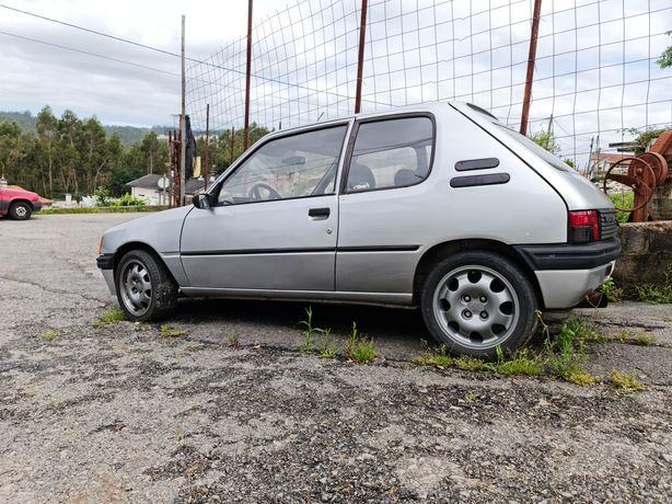 Peugeot 205 xad 1.9td