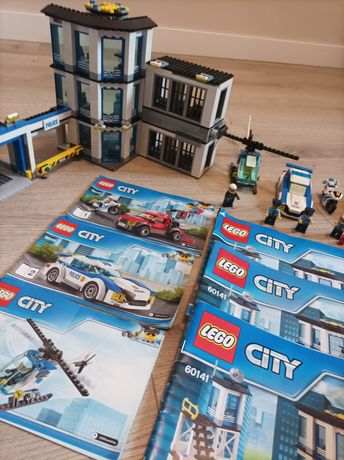 Lego 60141 komisariat policji