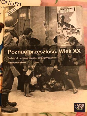 """""""Poznać przeszłość. Wiek XX"""". Nowa Era."""