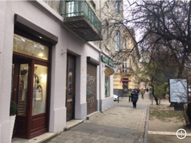 Продаж 1к - студія, центр, вул. К. Левицького - Франка 51000дол