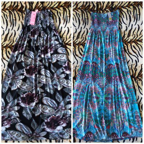 Новое летнее платье в пол