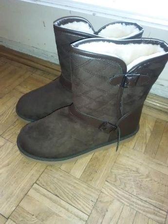 Nowe buty zimowe, rozmiar 37