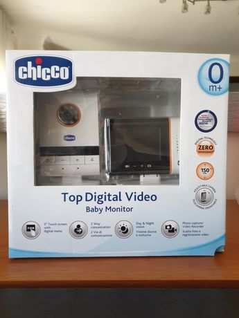 Intercomunicador bebé Chicco Top Digital Video