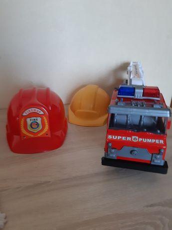 Zestaw małego strażaka