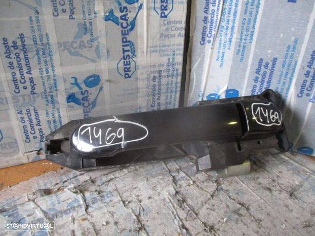 Puxador Exterior 242275 NISSAN / NOTE / 2009 / 5P / TD /