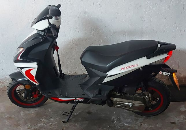 Scooter KeeWay 50
