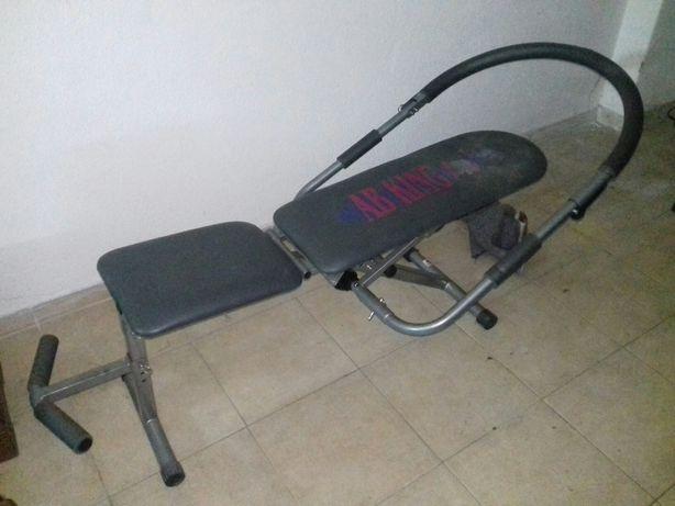 Máquina de abdominais - Abking pro