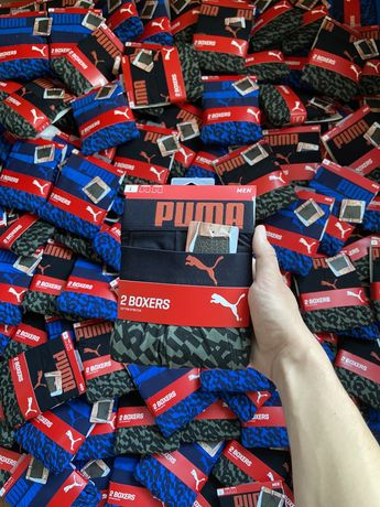 Трусы боксери Puma Boxers adidas tommy hilfiger calvin klein ellesse