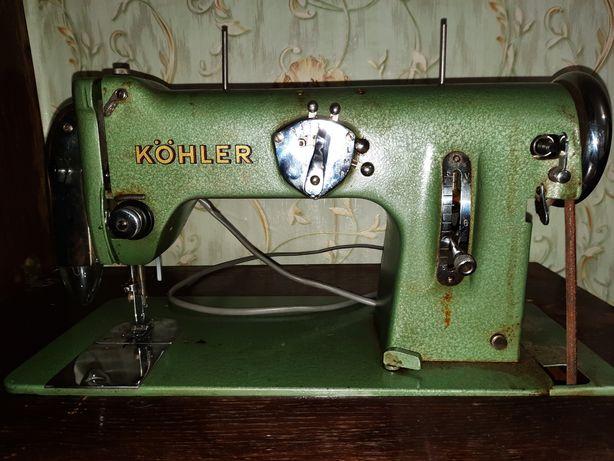 Ножная швейная машина KOHLER [ Германия]