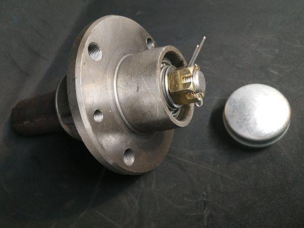 Ступица на прицеп усиленная под жигулевские колёса (шплинтованная)