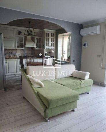 Сдам 3-к. квартиру в центре с дизайнерским ремонтом, ул. Ляпунова