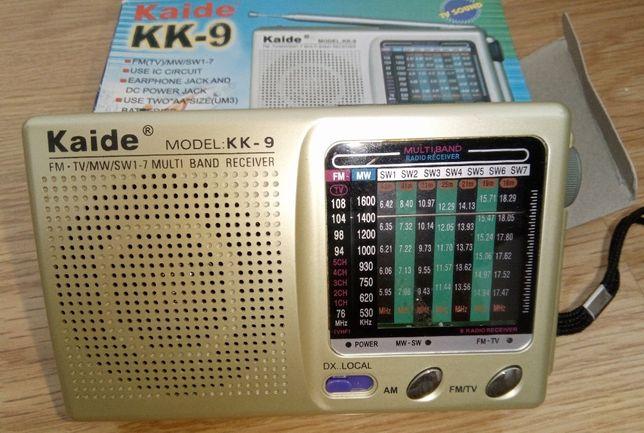 Rádio de bolso a Pilhas (Novo)