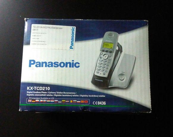 telefon bezprzewodowy Panasonic KX/TCD210