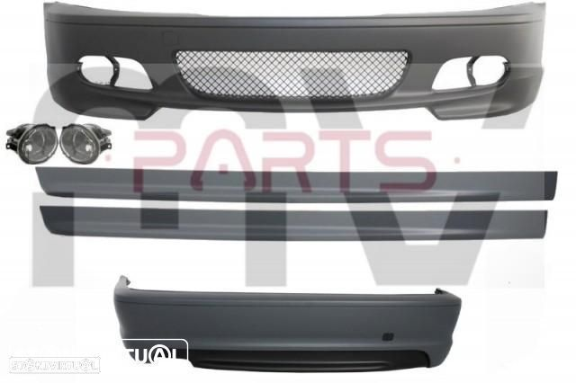Bodykit / Kit Bmw serie 3 E46 cabrio ou coupe Pack M