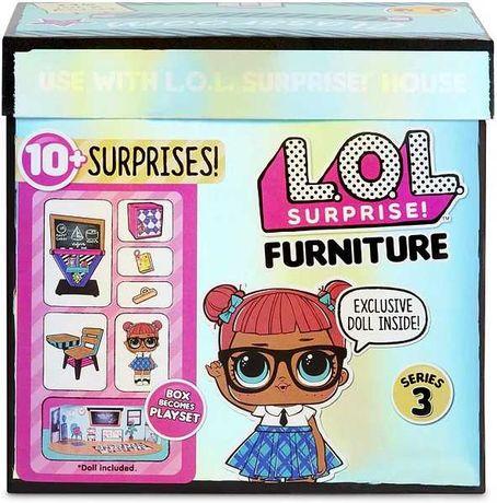 Lol surprise furniture classroom