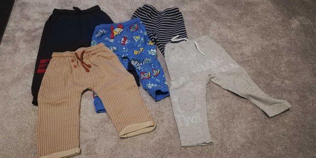 Spodnie dla chłopca roz. 86-92