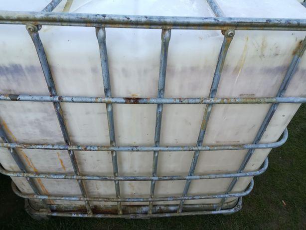 mauzer paleto pojemnik szambo - olej , nie na deszczowke