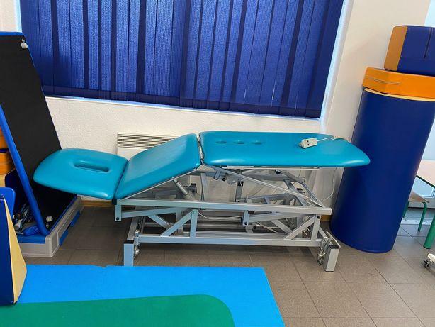 Stół do terapii manualnej/rehabilitacji/fizjoterapii
