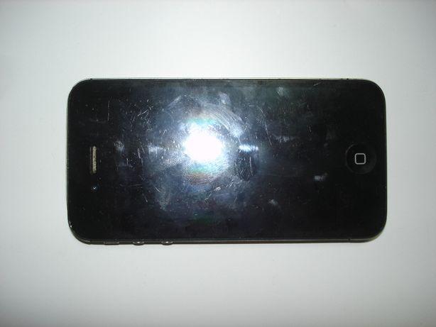 iPhone 4 на запчасти или ремонт, не работает тач-скрин, пароля - нет