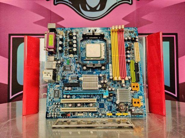 Материнская плата + процессор AM2 GIGABYTE