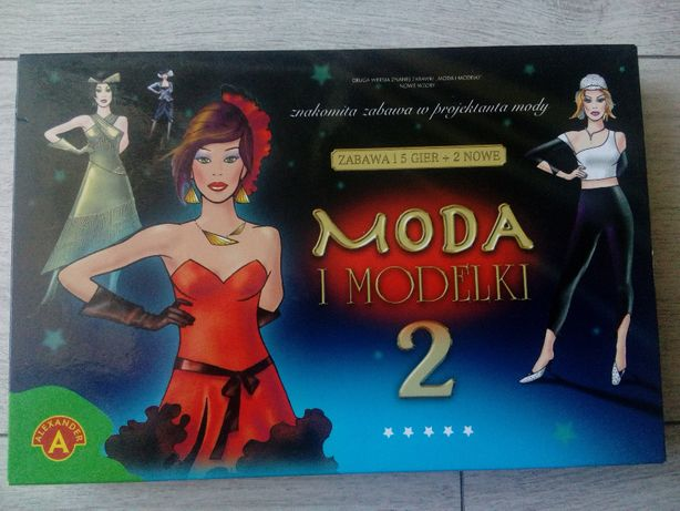 Gra Moda i Modelki 2