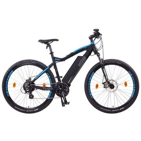 NCM Moscow Bicicleta elétrica de Cross-Country 48V 13Ah, 624Wh