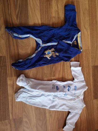 Ubranka dla chłopca 56