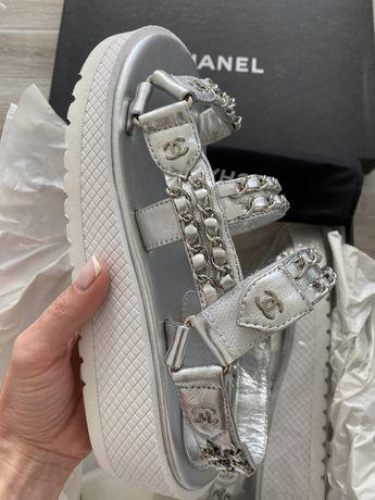 Босоніжки Chanel 36 розмір!