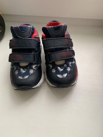 Кроссовки для мальчика 25 размер