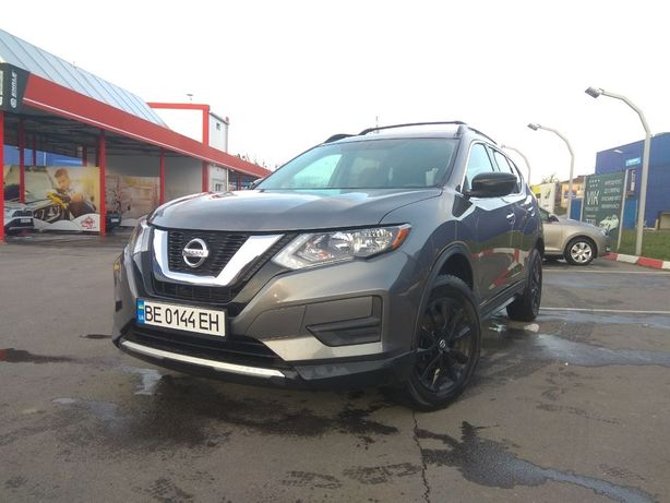 Nissan Rogue SV restail