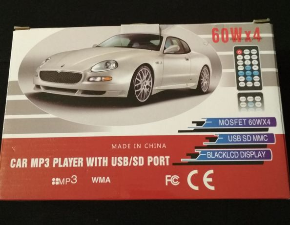 Car MP3 Player With USB