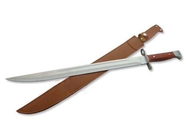 Bagnet nóż Ak47 51cm + pokrowiec N705