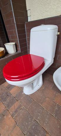 Sedes toaleta Cersanit wc ze spłuczką