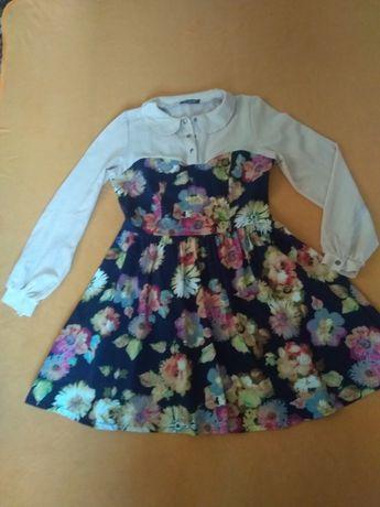 Продам очень красивые платья для девочки подростка
