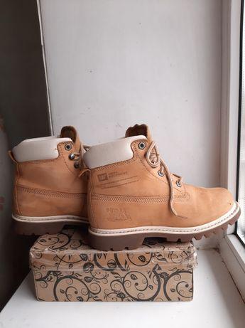 GAT, кожаные ботинки