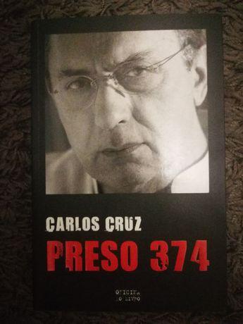 """""""Preso 374"""" de Carlos Cruz"""