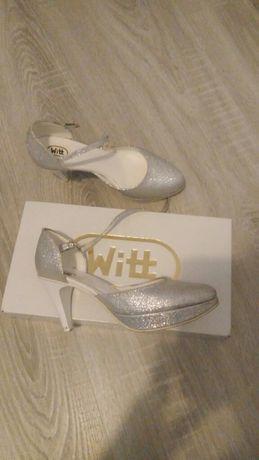 Buty ślubne Witt. Rozmiar 36