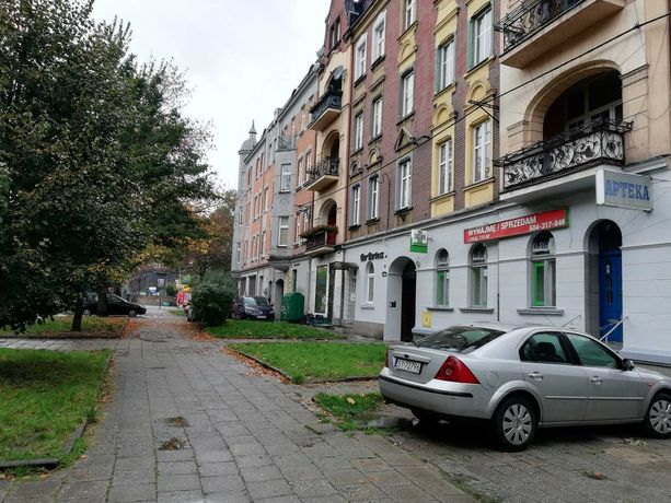 Lokal użytkowy 110 m2 Bytom ul. Żeromskiego 15