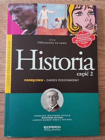 Podręcznik szkoły ponadgimnazjalne Historia część 2