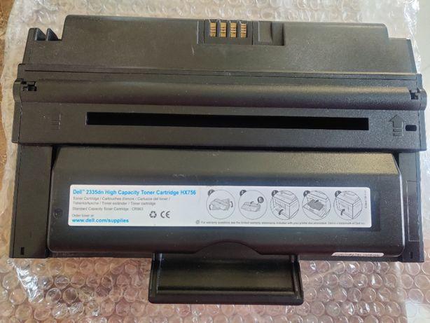 Картридж HX756 для МФУ Dell 2335dn